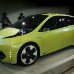 Concept Toyota FT-CH
