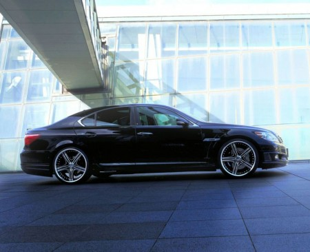 Wald Offers Styling Kit For 2010 Lexus Ls460 Modernracer Cars