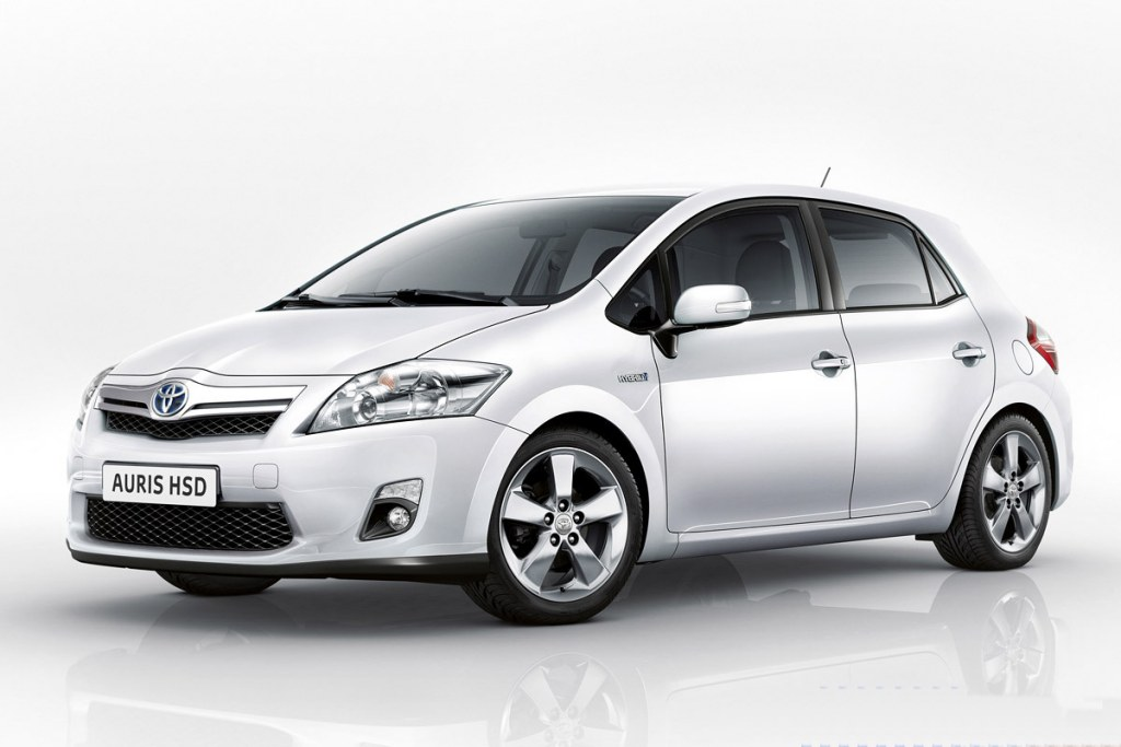 2010 toyota auris hsd hybrid modernracer cars commentary. Black Bedroom Furniture Sets. Home Design Ideas