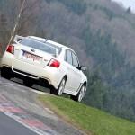 2011 Subaru Impreza WRX STI Sedan 2