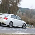 2011 Subaru Impreza WRX STI Sedan 3