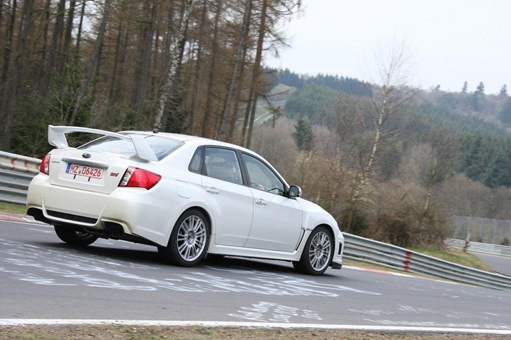 2011 Subaru Impreza Wrx Sti Sedan 3 Modernracer Cars Commentary