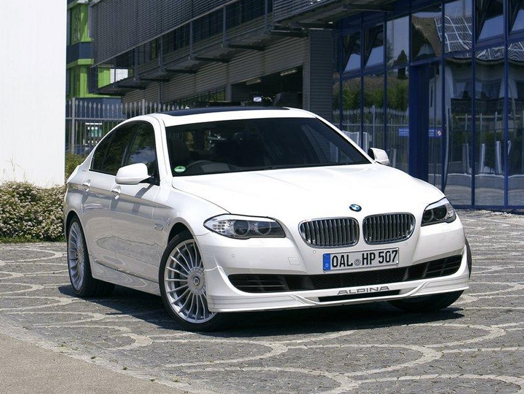 BMW Alpina B ModernRacer Cars Commentary - Bmw b5 alpina for sale
