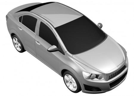 2012 Chevrolet Aveo 2