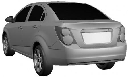 2012 Chevrolet Aveo 4