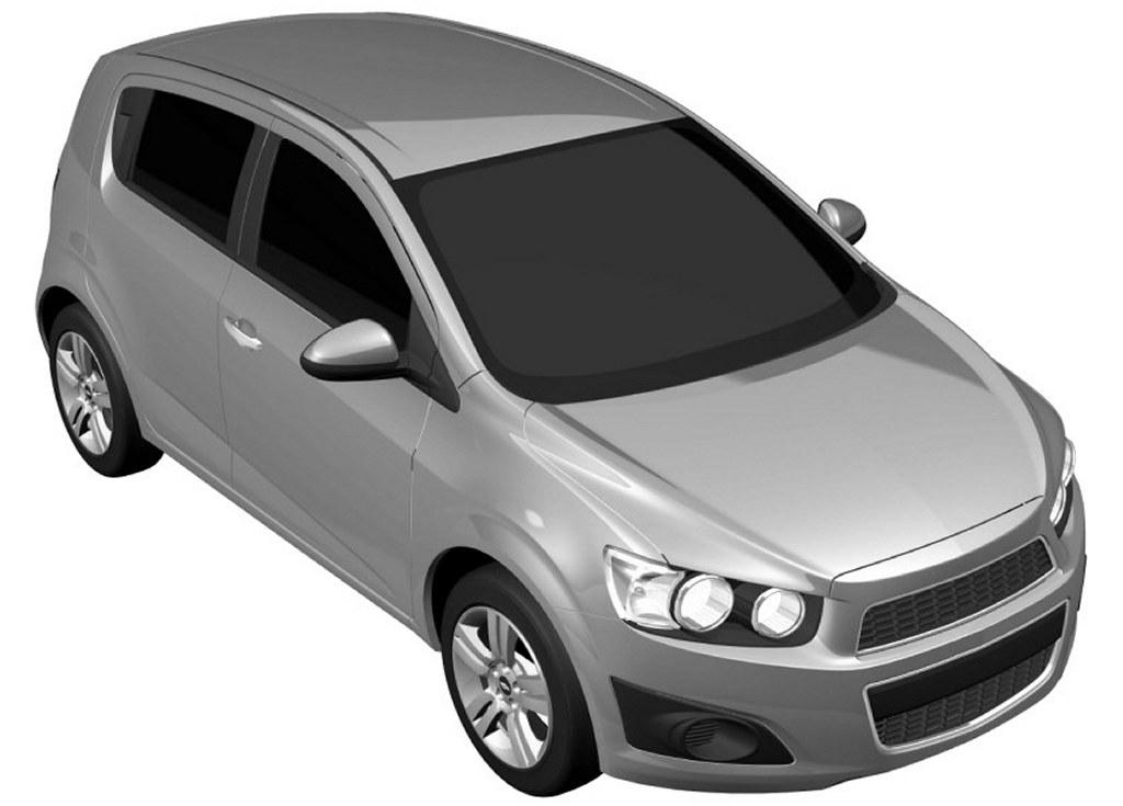 General Motors запатентовал дизайн нов…
