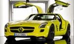 Mercedes-Benz SLS E-CELL Concept