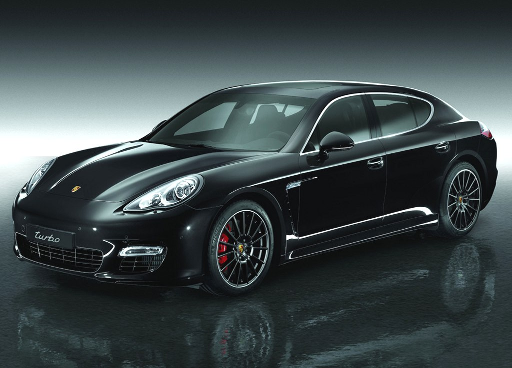 2011 Porsche Panamera Turbo Powerkit Modernracer Cars