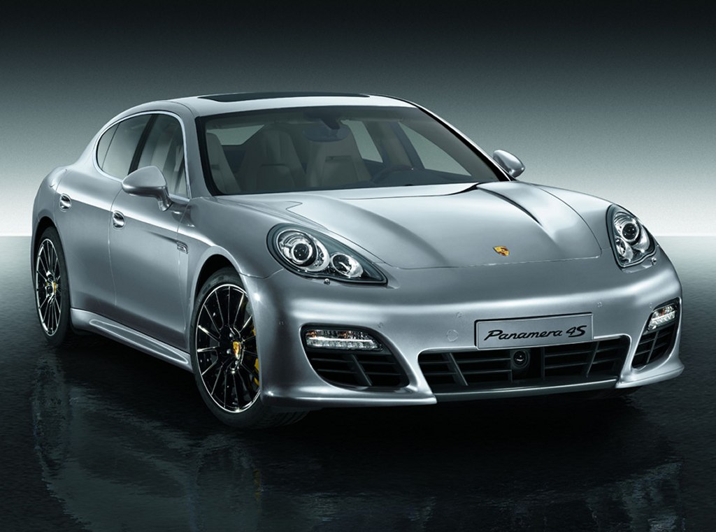 2011 Porsche Panamera Sport Design Package | ModernRacer Cars ...