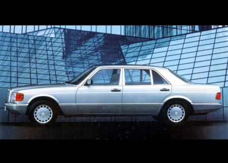1980 Mercedes-Benz S-Class W126