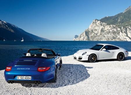 2011 Porsche 911 Carrera GTS 3