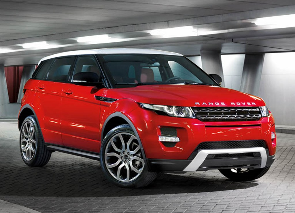 carzdotcom: 2012 Land Rover Range Rover Evoque wallpapers