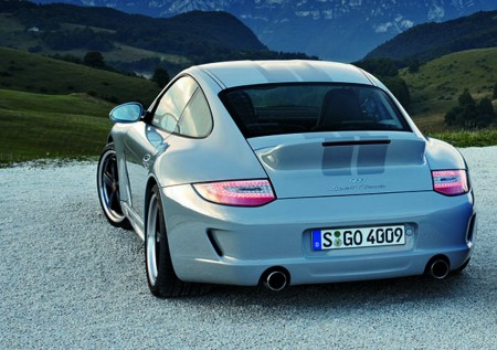 Porsche Exclusive 911 25th Anniversary 4