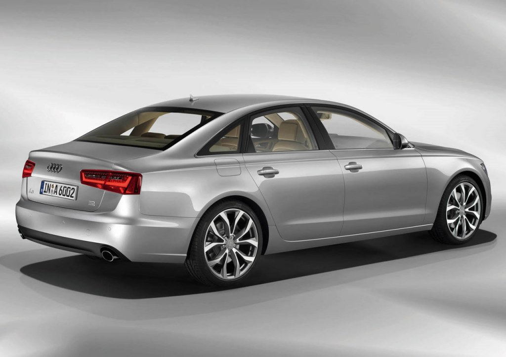 2012 audi a6 modernracer cars commentary. Black Bedroom Furniture Sets. Home Design Ideas