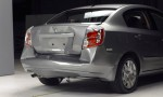 IIHS Crash Test - 2010 Nissan Sentra US-spec vs 2010 Nissan Rogue US-spec 4