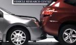 IIHS Crash Test - 2010 Nissan Sentra US-spec vs 2010 Nissan Rogue US-spec 5