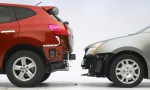IIHS Crash Test - 2010 Nissan Sentra US-spec vs 2010 Nissan Rogue US-spec 6