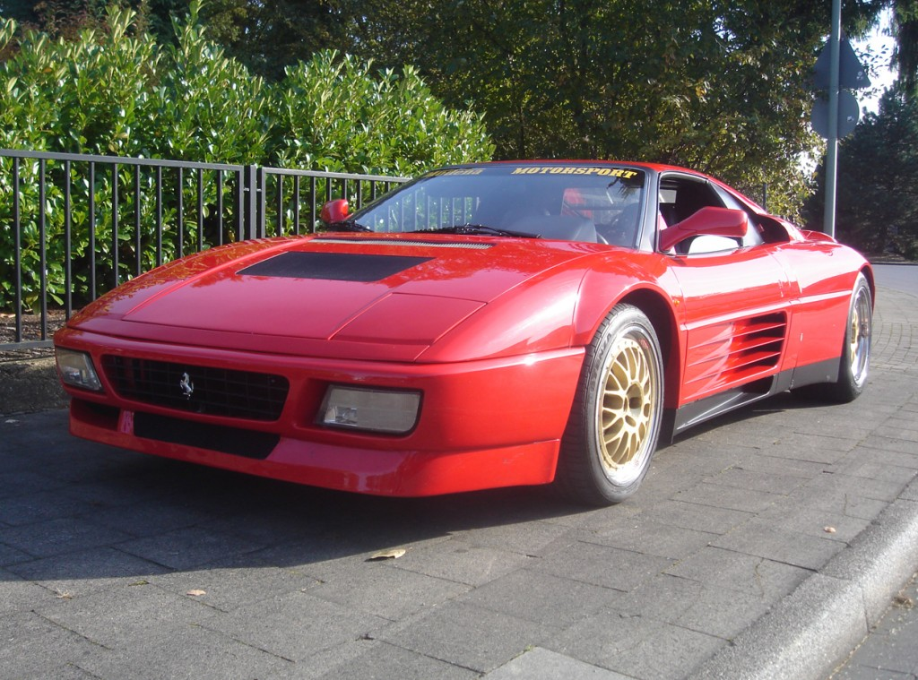 2000 Ferrari Enzo Prototype Modernracer Cars Amp Commentary