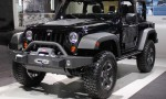 2011 Jeep Wrangler Call Of Duty Black Ops Edition