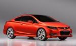 2012 Honda Civic Si concept