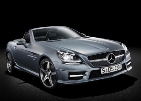 Mercedes benz modernracer cars commentary for 2012 mercedes benz slk class slk350