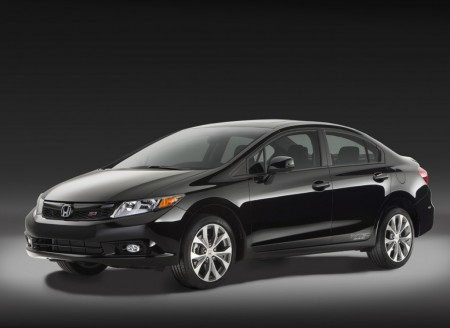 2012 civic sedan si. 2012 Honda Civic sedan, coupe,