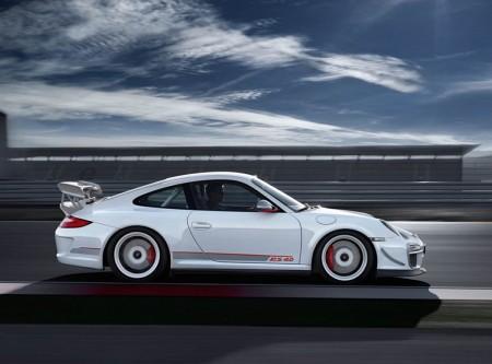 2011 Porsche 911 GT3 RS 4 4