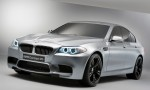 2012 BMW M5 Concept 2