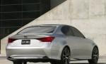 Lexus LF-Gh concept 4
