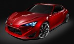Scion FR-S Coupe Concept 2