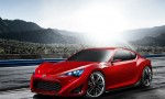 Scion FR-S Coupe Concept 5