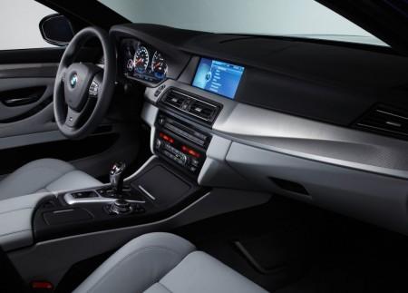 2012 BMW M5 11