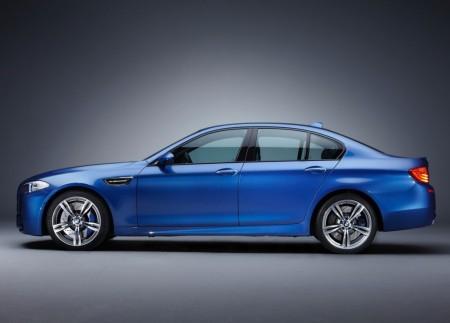 2012 BMW M5 8