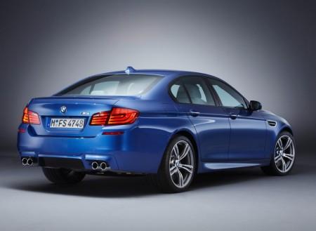 2012 BMW M5 9