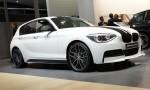 BMW 1 Series Performance Studie