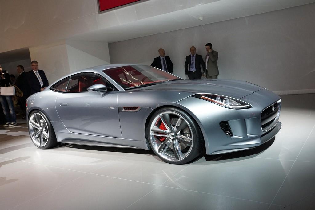2010 Jaguar C X16 Concept photo - 1
