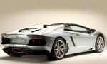 2013 Lamborghini Aventador Roadster