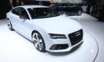 2013 Detroit Auto Show - 2013 Audi RS7