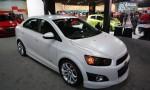 2013 Detroit Auto Show - 2013 Chevrolet Sonic LTZ Turbo