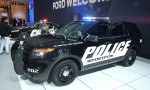 2013 Detroit Auto Show - 2013 Ford Explorer Interceptor Utility