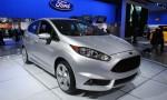 2013 Detroit Auto Show - 2013 Ford Fiesta ST