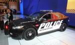 2013 Detroit Auto Show - 2013 Ford Taurus Interceptor