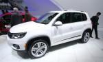2013 Detroit Auto Show - 2013 Volkswagen Tiguan-R-Line