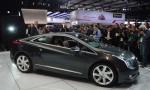 2013 Detroit Auto Show - 2014 Cadillac ELR
