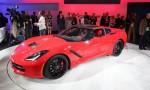 2013 Detroit Auto Show - 2014 Chevrolet Corvette Stingray