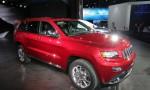 2013 Detroit Auto Show - 2014 Jeep Grand Cherokee