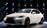 2013 Detroit Auto Show - 2014 Lexus IS-F Sport