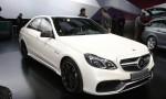 2013 Detroit Auto Show - 2014 Mercedes-Benz E-63 AMG
