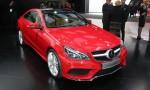 2013 Detroit Auto Show - 2014 Mercedes-Benz E-Class Coupe