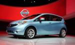 2013 Detroit Auto Show - 2014 Nissan Versa Note